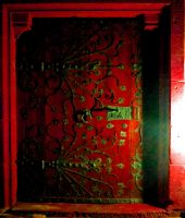 A Door, it's Key and your Blood by Yaehara