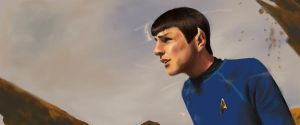 spock copy by rimorob