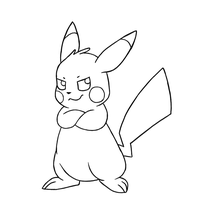 Prize: Pikachu Base by NeoTheBean