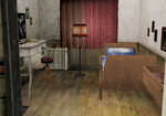 Silent Hill - Heather's Room DL (+ texture edit) by Kohaku-Ume