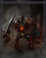 Steam Warrior 2 by Mimiron