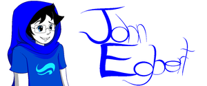 John Egbert by CharmArtist