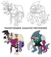 Transformers Animated Pretend by nkelsch