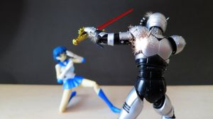 SH FIguarts Sailor Mercury VS Shadow Moon 03 by Digger318