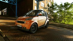 1998 SmartForTwo by melkorius