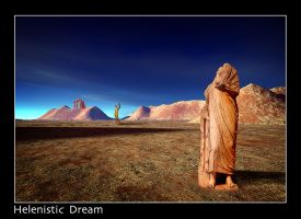 Hellenistic Dream by psimau