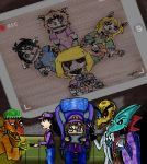 Five Night at Subcultura by Neyebur