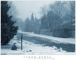 It's Cold Where You're Going by LornaDoone