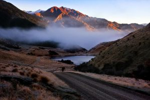 The Road to Moke Lake by chrisgin
