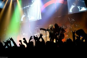 Arch Enemy Live by IgorRybaltchenko
