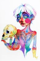 Hold my skull by reminisense