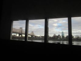 Looking out from the FDR by Gummibears618