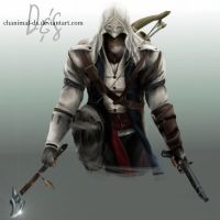 Connor Kenway by Chanimal-DS
