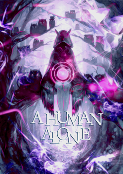 Cover A Human Alone by Phtruongyen102