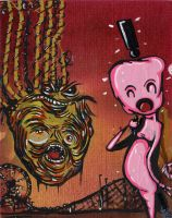 pinky chans carnival by JoeDeD