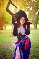 Sorceress from Dragon's Crown by thesuccubitch
