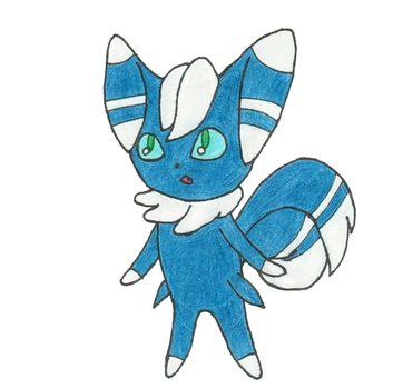Curious Meowstic by June-LOL