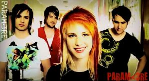 Paramore Wallpaper by Hey-There-Lefty