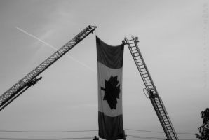 Canada Remembers 911 V by sillverrfoxx