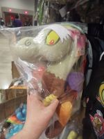 ( MLP ) Discord OnlyFactory Plushie at Animate! by KrazyKari