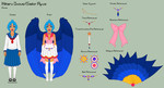 SM - Hikaru Reference Sheet by theRainbowOverlord