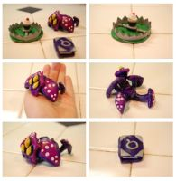 League of Legends Charms Cont. by Railey98