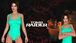 Tomb Raider Wallpaper by Lobiply