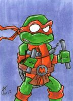 Michaelangelo SC by johnnyism