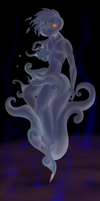 Contest Entree: Ghost by Uluri