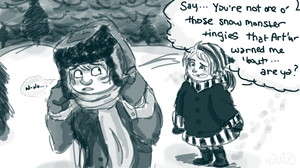 APH - winter wonders continue by Ninfidel