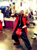 Awesome Dante by neon-talon-claw