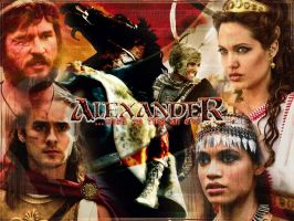 Alexander the Great by Ciro1984