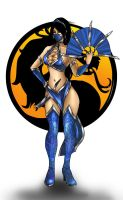 Kitana by fantasy-fairy