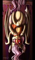 Batty Halloween 2014 by InuHoshi-to-DarkPen