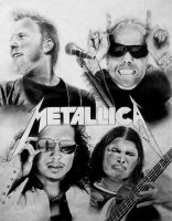 Metallica by ThatArtistChick