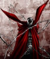 Spawn by Paranoidvin