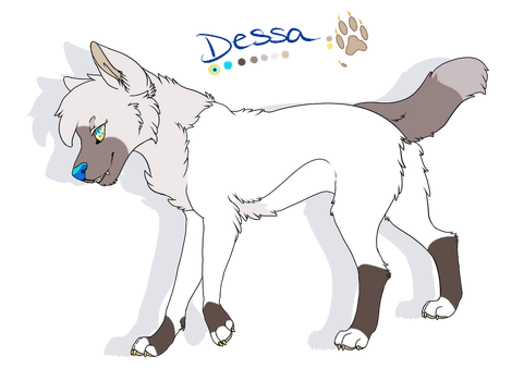 Dessa Reference by Lavilue