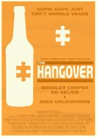 The Hangover Poster by W0op-W0op