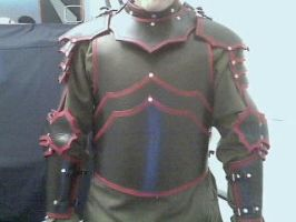 Gothic Armour, upper body by Tulloran