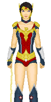 Earth 133: Wonder Woman by Dudewithasmile