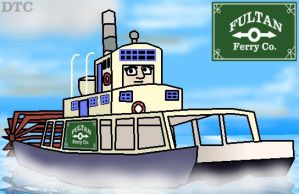 The Fultan Ferry by Dan-the-Countdowner