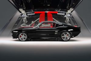 67 Mustang Fastback GT by lovelife81