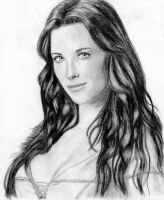 Kahlan- Legend od the Seeker by Jasmin1982