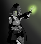 Dragon Age: Inquisition - Last Time by lealin