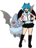 Maya the Swoobat by Lexial-XIII