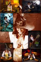 Halloween: Classic Witch Bloom (preview) by Lucithea