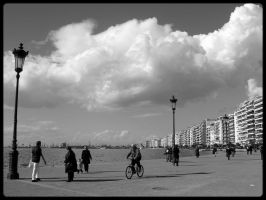 Thessaloniki -i- by algunavez