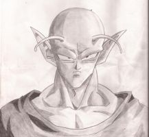 Piccolo by roseoffate45
