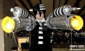 Death the Kid - Expocomic 2013 by Albitxito