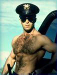 Cop Took His Shirt Off by OfficerMark